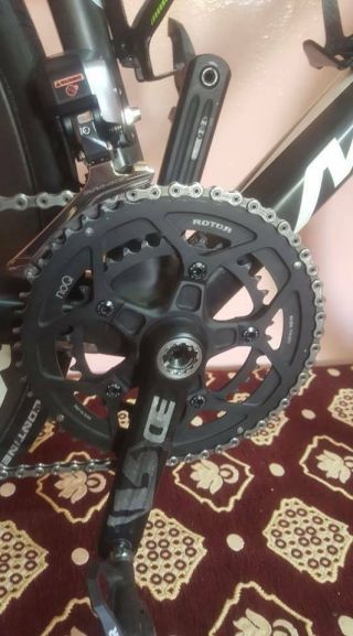 Rare Merida Scultura disc bike dura ace di2 Pro Team 2017 size 53 s dogma 5