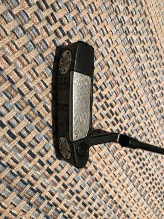Rare Scotty Cameron Circle T GSS Insert Concept 1 Putter W/ Circle T Cover 6