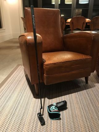Rare Scotty Cameron Circle T GSS Insert Concept 1 Putter W/ Circle T Cover 8