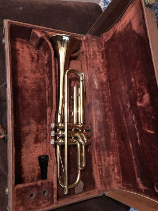 Vintage Martin Committee Trumpet