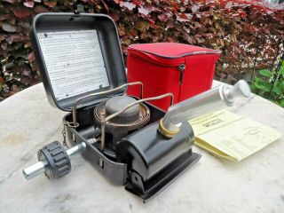 Rare Optimus Ranger No.  10 Expedition Stove In Condtion Made In Sweden