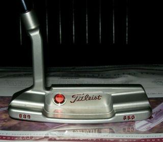 Scotty Cameron Circle T Tour Newport 2 Timeless Tiger Woods Style Putter - Rare