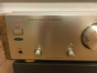 Vintage Sansui Au - A907 Limited Integrated Amplifier