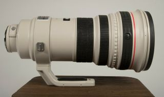 Canon EF 400mm f/2.  8 L IS USM Lens (- Rarely) 2