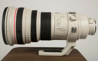 Canon EF 400mm f/2.  8 L IS USM Lens (- Rarely) 4
