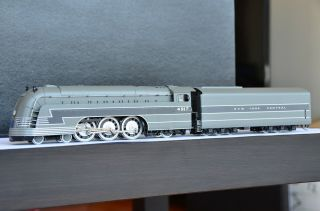 Precision Scale Psc 18422.  1 Nyc 4 - 6 - 2 The Mercury Streamlined Steam F/p Rare