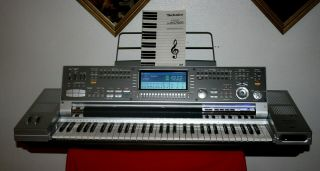 "Technics Sx - Kn7000 Electronic Keyboard Arranger "" Very Rare """