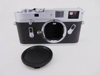 Vintage Leica M4 35mm Rangefinder Film Camera Body Only No.  1232802