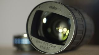 Angenieux 28 - 70mm F/2.  6 Sony A - Mount Rare