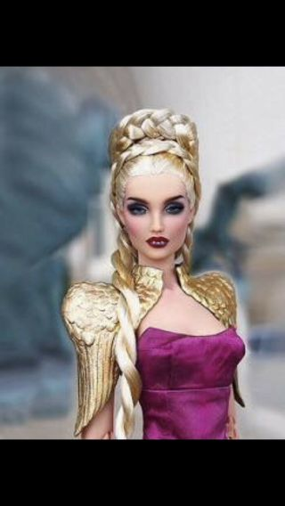 Rare Kingdom Doll Guinevere Including,  Resin British Fashion Model Bjd