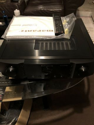 Marantz Amplifier Pm14s1se High End Amplifier Rare In Black Finish Extremelyrare