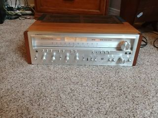Vintage Pioneer Sx - 1250 Stereo Receiver