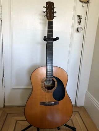 Gurian Workshops Vintage Hand - Crafted Acoustic Guitar.