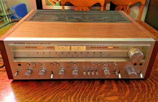 Vintage Pioneer Sx - 1050 Am/fm Stereo Receiver Home Audio 1970