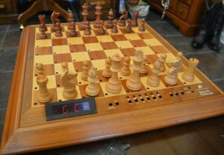 Vintage Fidelity Chess Challenger A/s Elite - Glasgow Engine & Fully Restored