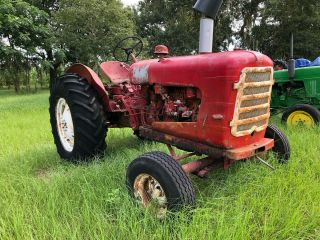 Someca 45 Diesel Tractor RARE French Farm Equipment 2