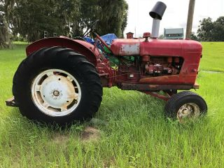 Someca 45 Diesel Tractor RARE French Farm Equipment 4