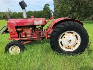 Someca 45 Diesel Tractor RARE French Farm Equipment 5