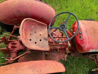 Someca 45 Diesel Tractor RARE French Farm Equipment 7