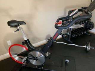 Keiser M3 Plus Indoor Cycle With Computer Cleaned And Serviced Rarely