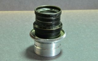 Cooke Speed Panchro 50mm