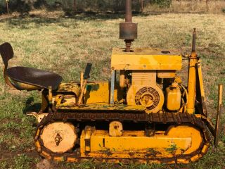 Rare Mini Crawler Dozer Mead Mighty Mouse