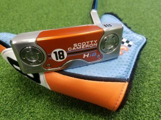 Scotty Cameron H18 Limited Release Putter Extremely Rare