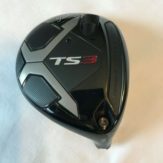2019 Tour Issue Titleist Ts3 3 Wood 15 Ct - 250 Lie 57 Wt 209.  5g T - Serial Rare