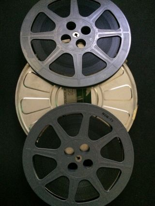 Movie 16mm VALLEY of the ZOMBIES Feature Vintage Drama 1946 Film Horror Sci - Fi 2