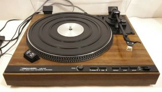 Vintage Realistic Lab 440 Automatic Record Player Turntable -