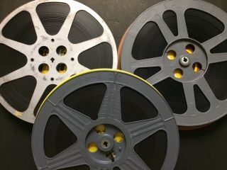 16mm So Proudly We Hail Feature Movie Vintage 1943 Film WW2 Action 2