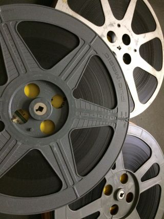16mm So Proudly We Hail Feature Movie Vintage 1943 Film WW2 Action 3