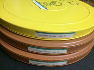 16mm So Proudly We Hail Feature Movie Vintage 1943 Film WW2 Action 4