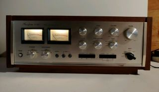 Accuphase E - 202 Integrated Amplifier Kensonic Laboratory Vintage