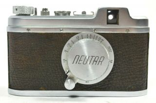 Ricohl Mod.  Iib Extremely Rare Vintage 127 - Film Camera (serial No.  4478)