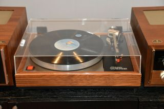 Vintage Linn Sondek Lp12 Turntable Record Player Ittok Lvii Tonearm Rega Bias 2
