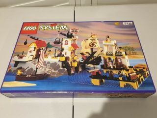 Lego Imperial Trading Post 6277 Misb Rare