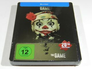The Game Blu - Ray [import] Region English Audio Ultra Rare Embossed Edition