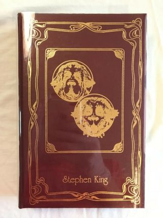 Stephen King Cujo Signed Limited Edition Numbered Rare Flawless