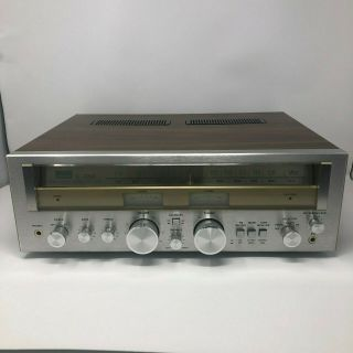 Sansui G - 2000 Stereo Receiver Amplifier Am Fm Vintage