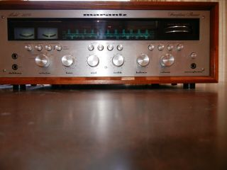 Vintage Marantz 2270 Stereo Receiver.  Owned For Years,  Re - Capped