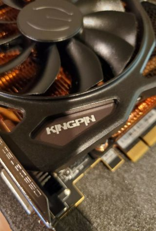 Evga 1080 Ti Kingpin Rare,  Like,  Manufacturer Good Till Dec 2020