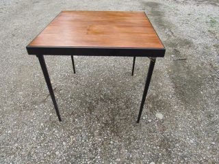 Vintage Featherweight Sewing Table.  Sewing Machine Table