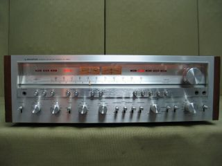 Pioneer Sx - 1250 Vintage Audiophile Monster Receiver