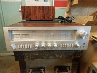 Vintage Concept 16.  5 Stereo Receiver
