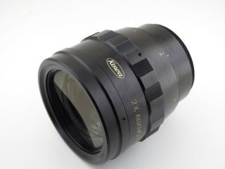 Rare Kowa 2x Anamorphic Lens Adapter For Bell&howell