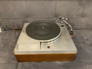 Vintage Empire Turntable With Sme 3009 Tone Arm And Ortofon 2m Bronze