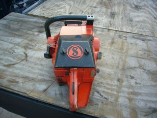 sachs dolmar kms4 kms - 4 vintage chainsaw wankel rotory rare 3