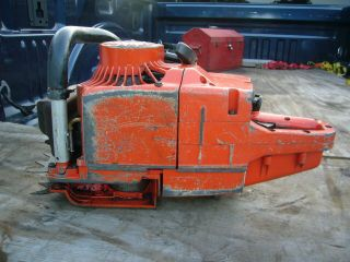 sachs dolmar kms4 kms - 4 vintage chainsaw wankel rotory rare 5