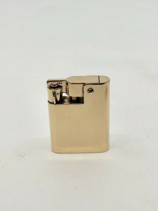 Vintage Lighter 14k Solid Yellow Gold 41.  1 Grams 2
